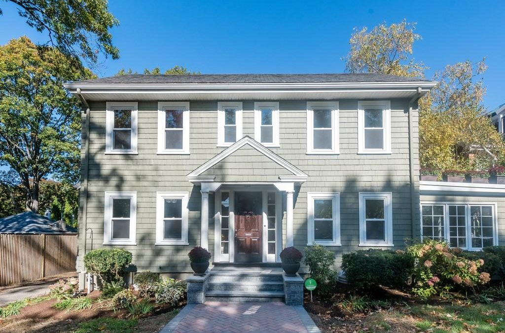 Just Listed – Single Family – 49 Duncklee St, Newton MA, 02461