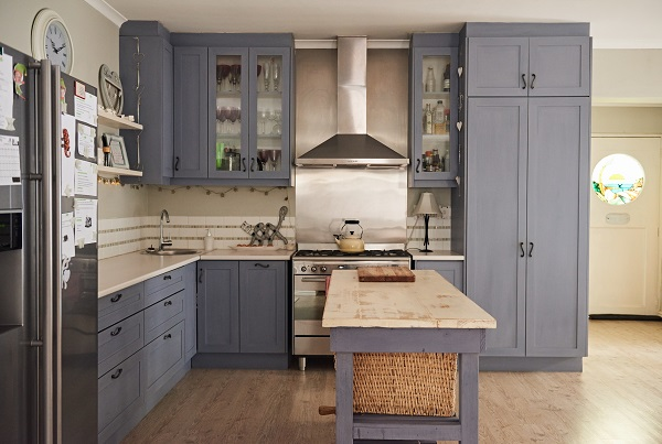 KITCHEN REMODELING ANYONE CAN HANDLE